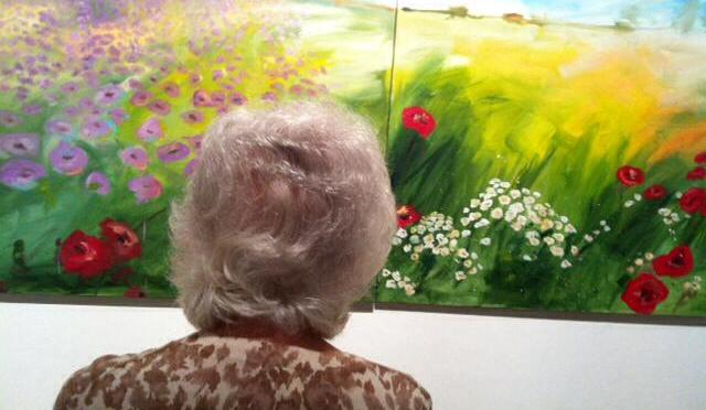 Dia 21 de setembro.  Dia da conscientização da Doença de Alzheimer